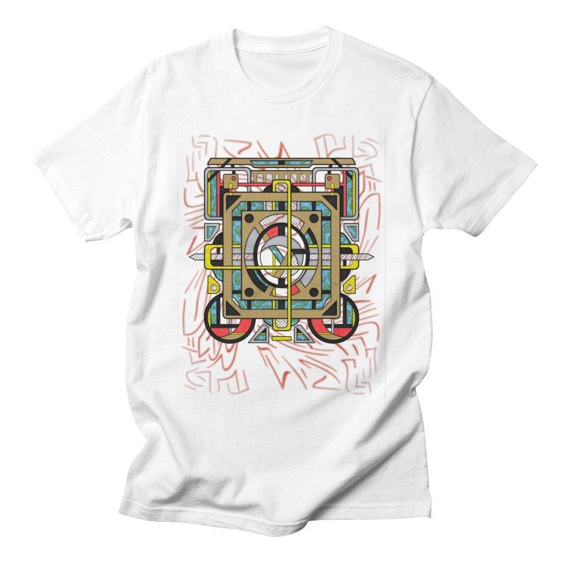 Switchplate Men's T-Shirt by RML Studios: The Art & Design of Ryan Livingston