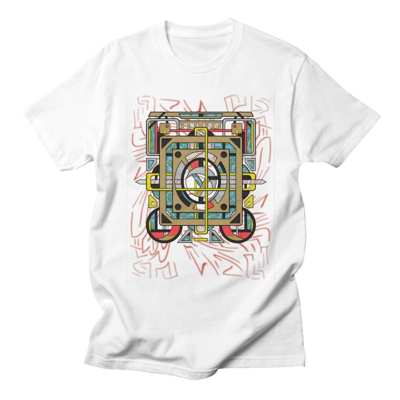 Switchplate Men's T-Shirt by RML Studios: The Art & Design of Ryan Livingston