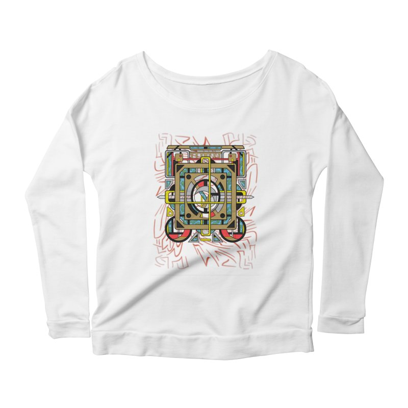 Switchplate Women's Longsleeve T-Shirt by RML Studios: The Art & Design of Ryan Livingston