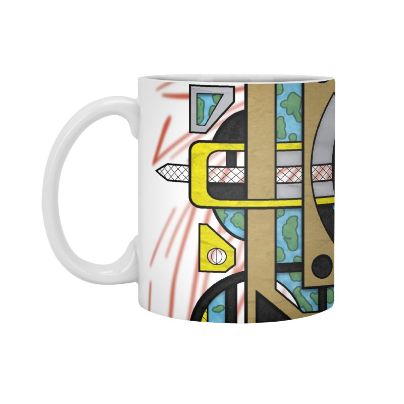 Switchplate Accessories Mug by RML Studios: The Art & Design of Ryan Livingston