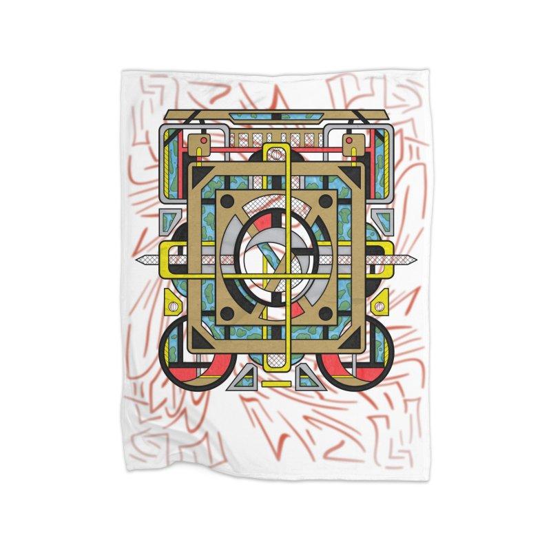 Switchplate Home Blanket by RML Studios: The Art & Design of Ryan Livingston