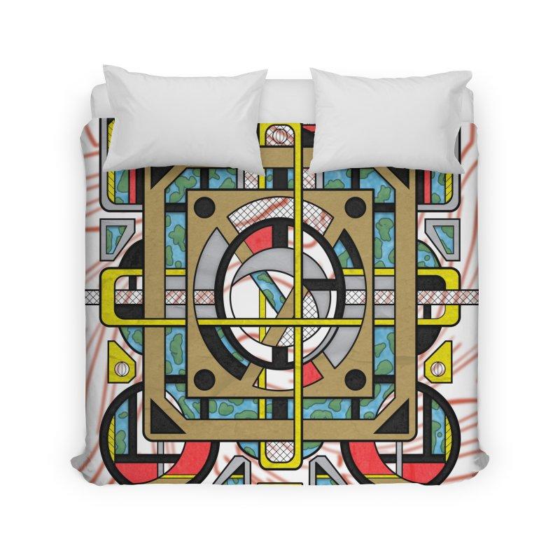 Switchplate Home Duvet by RML Studios: The Art & Design of Ryan Livingston