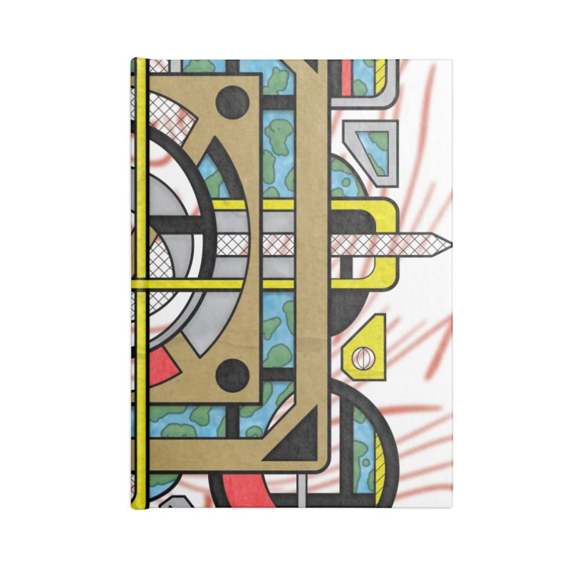 Switchplate Accessories Notebook by RML Studios: The Art & Design of Ryan Livingston