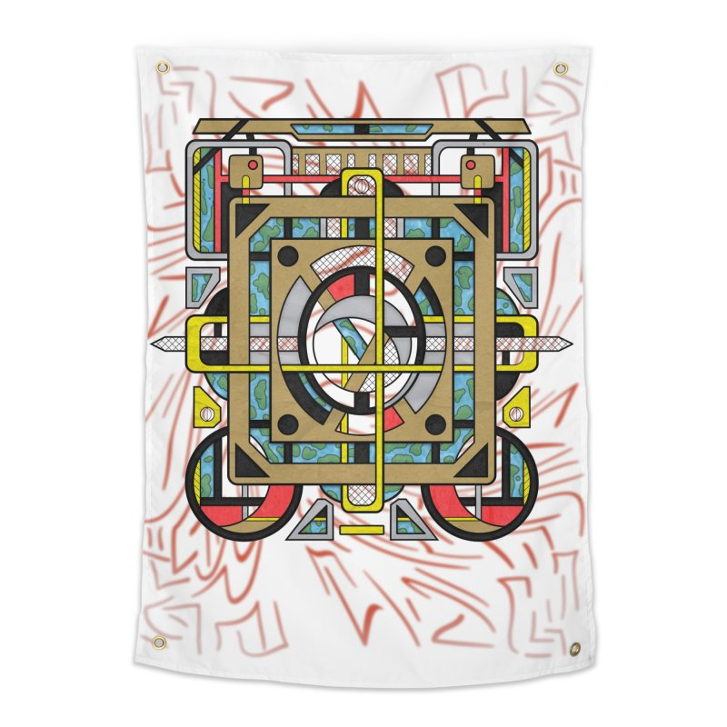 Switchplate Home Tapestry by RML Studios: The Art & Design of Ryan Livingston