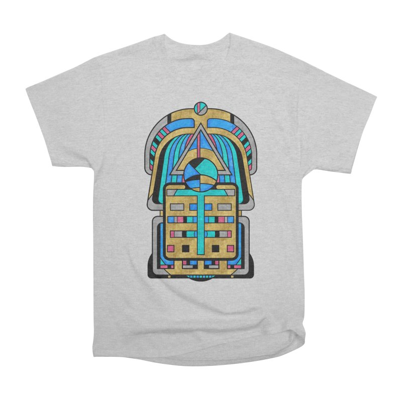 Scarabesque - Digital Art Deco Design Men's T-Shirt by RML Studios: The Art & Design of Ryan Livingston