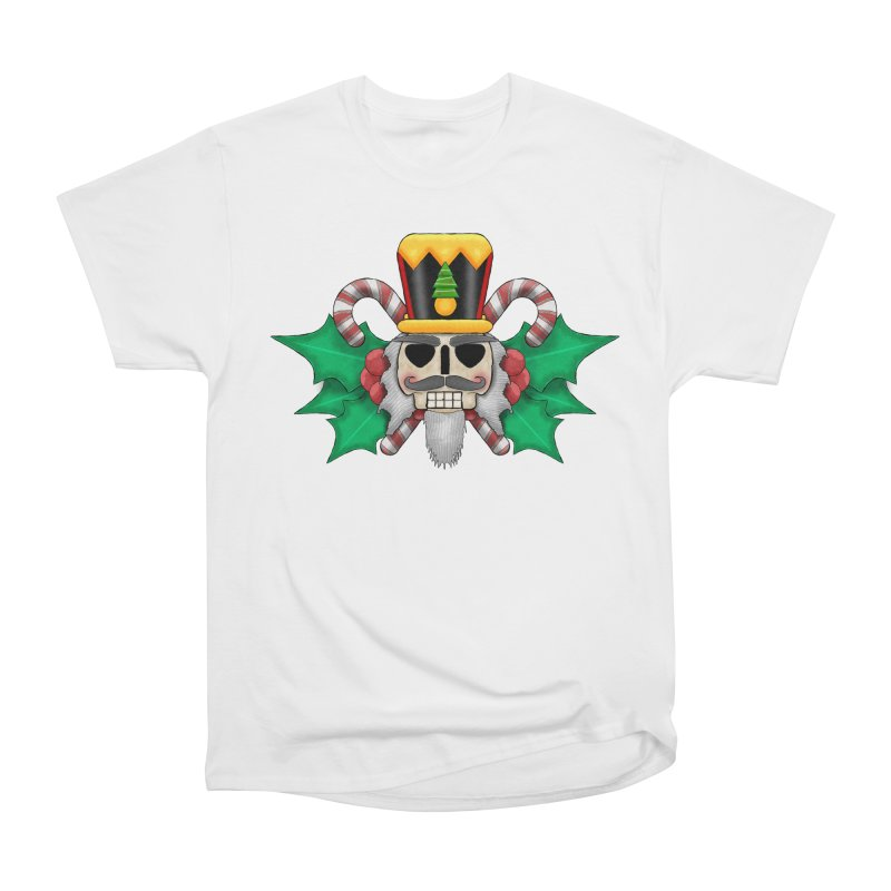 Nutcracker Skull Women's T-Shirt by RML Studios: The Art & Design of Ryan Livingston