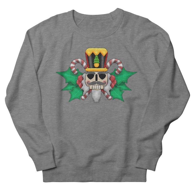 Nutcracker Skull Women's Sweatshirt by RML Studios: The Art & Design of Ryan Livingston