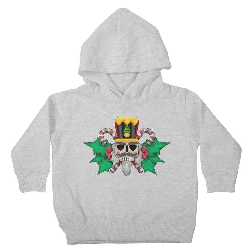 Nutcracker Skull Kids Toddler Pullover Hoody by RML Studios: The Art & Design of Ryan Livingston