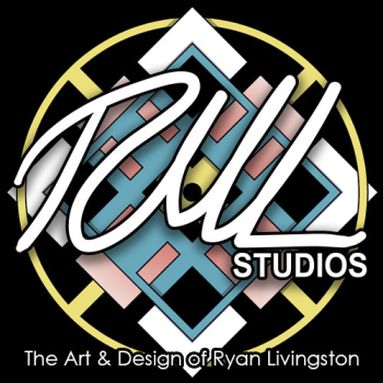 RML Studios: The Art & Design of Ryan Livingston Logo