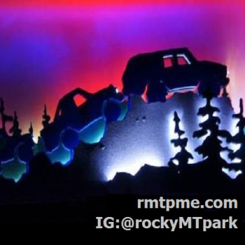 Rocky Mountain Terrain Park Gear Logo