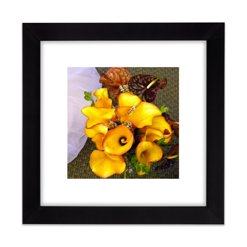 At the Wedding Home Framed Fine Art Print by RNF's Artist Shop