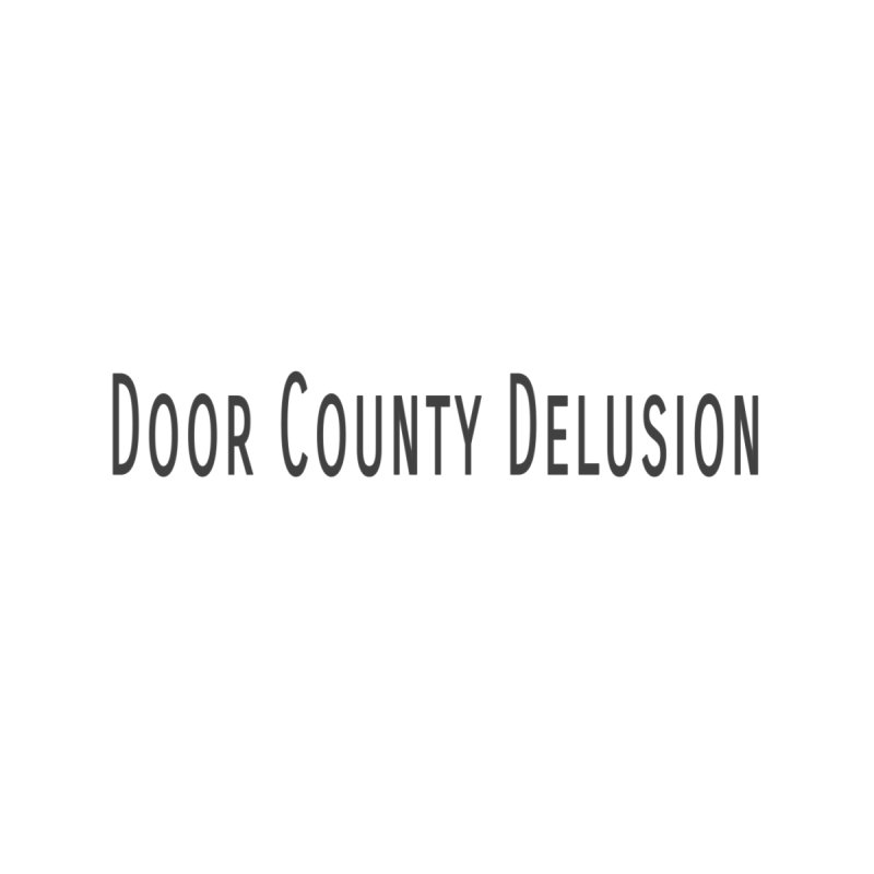 Door County Delusion Home Rug by RNF's Artist Shop