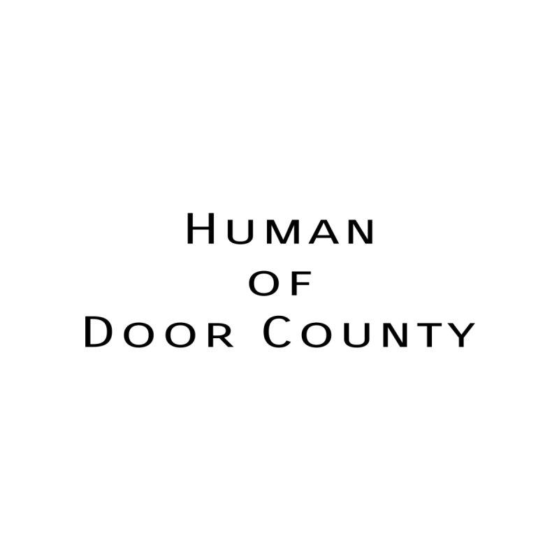 Human of Door County Home Rug by RNF's Artist Shop