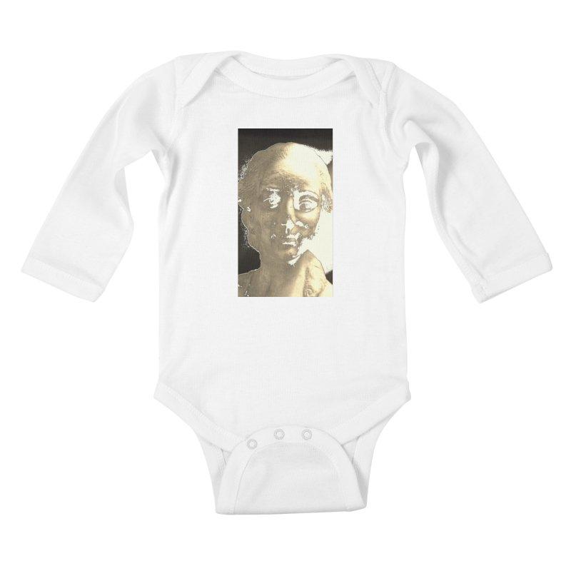 Sculpted Kids Baby Longsleeve Bodysuit by RNF's Artist Shop