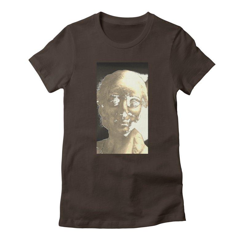 Sculpted Women's T-Shirt by RNF's Artist Shop