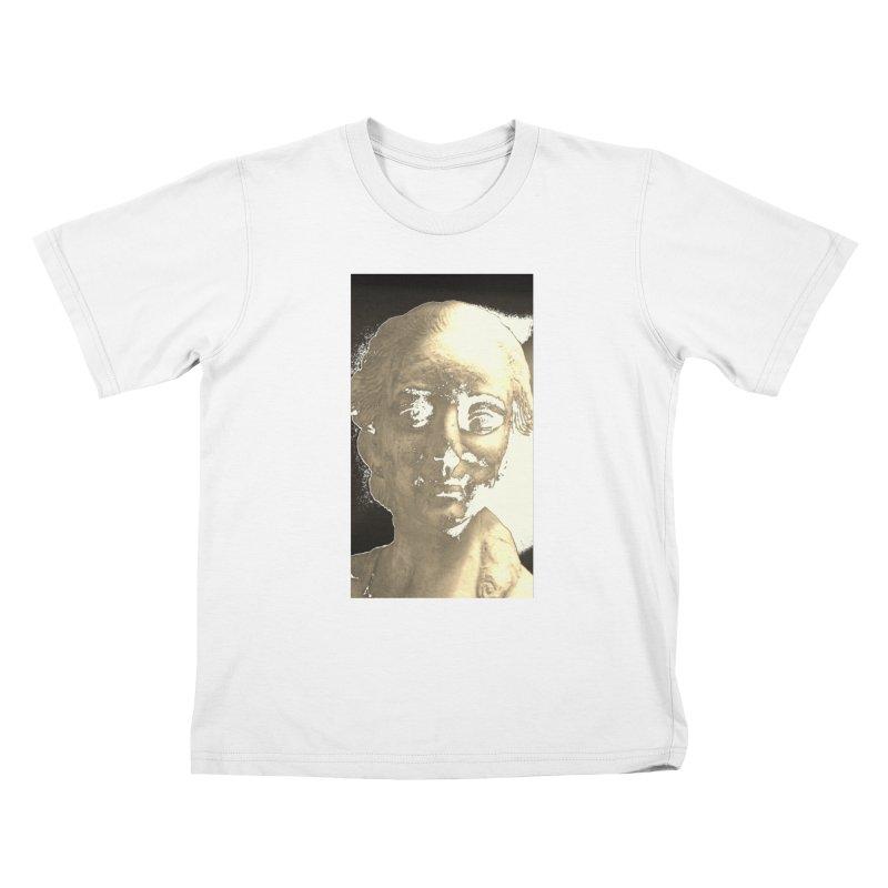 Sculpted Kids T-Shirt by RNF's Artist Shop