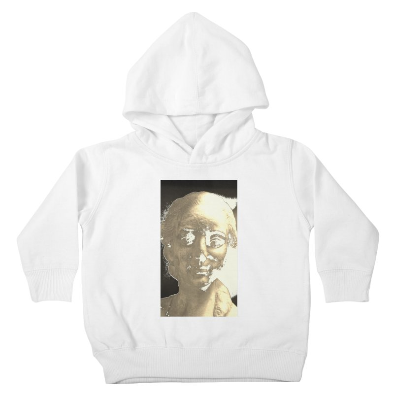 Sculpted Kids Toddler Pullover Hoody by RNF's Artist Shop
