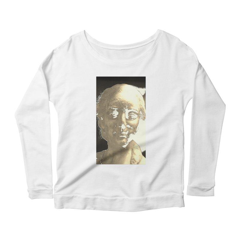 Sculpted Women's Longsleeve T-Shirt by RNF's Artist Shop