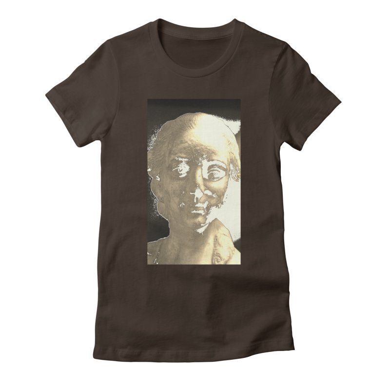 Sculpted Women's T-Shirt by RNF's Artist Shop