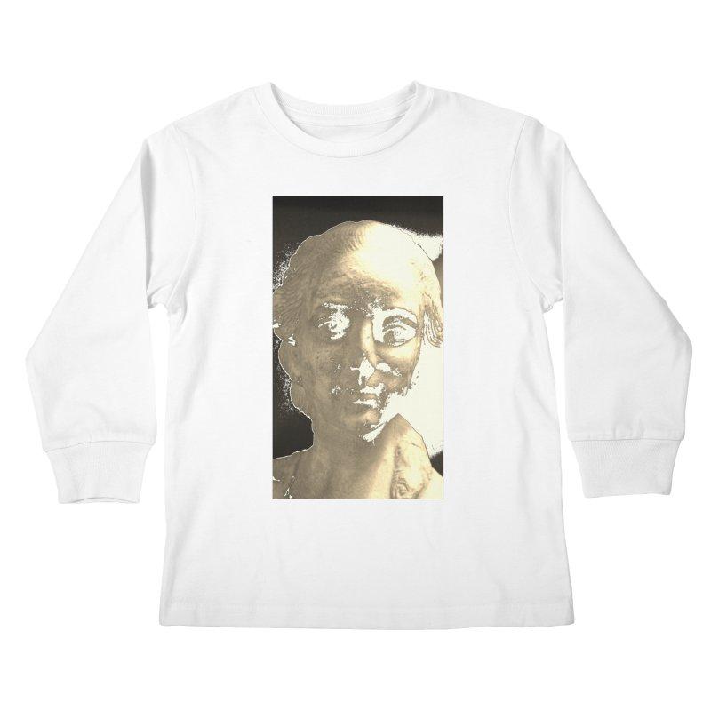 Sculpted Kids Longsleeve T-Shirt by RNF's Artist Shop