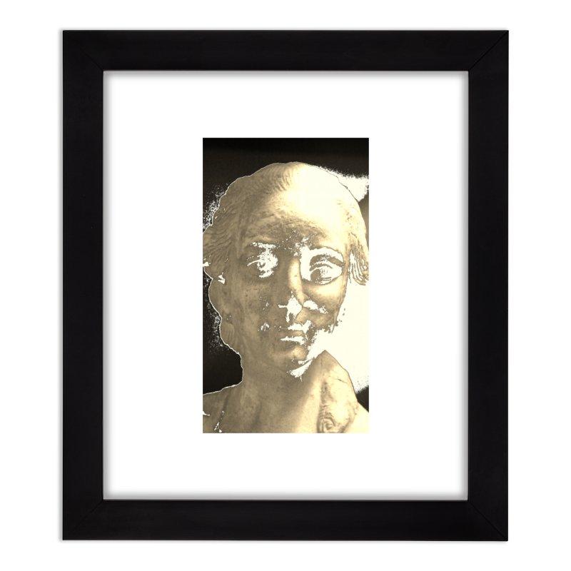 Sculpted Home Framed Fine Art Print by RNF's Artist Shop
