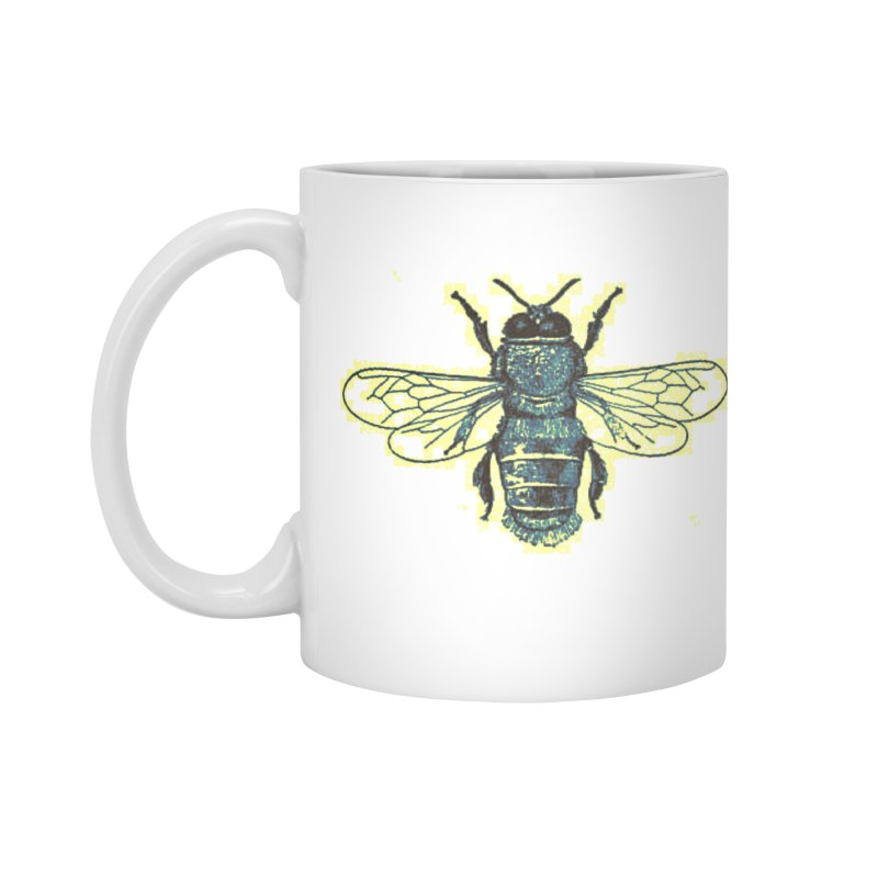 Bee Accessories Mug by RNF's Artist Shop