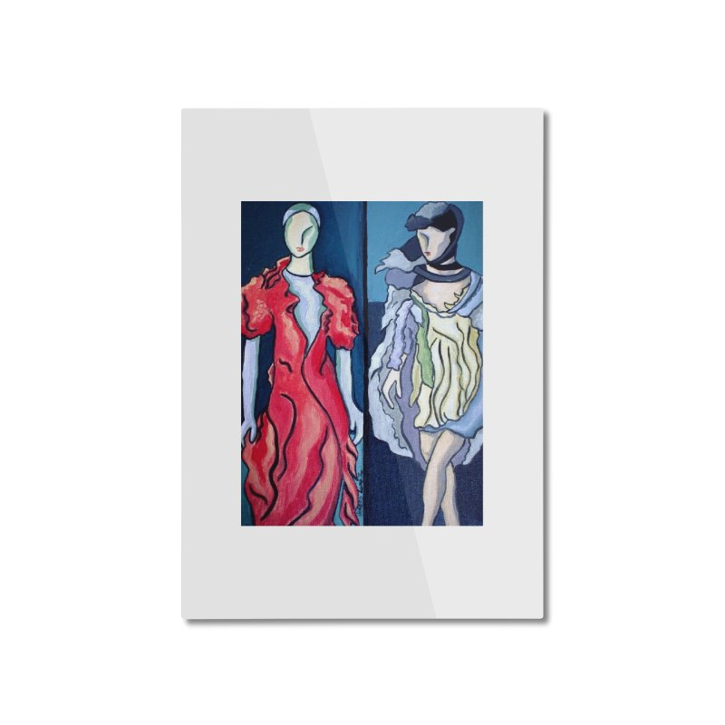 Style 2 Home Mounted Aluminum Print by RNF's Artist Shop