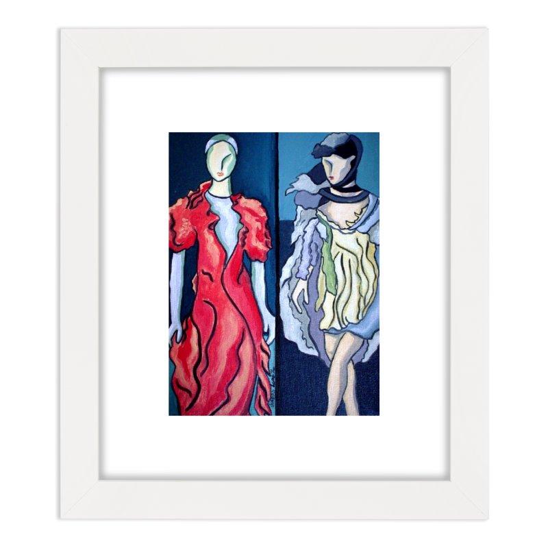 Style 2 Home Framed Fine Art Print by RNF's Artist Shop
