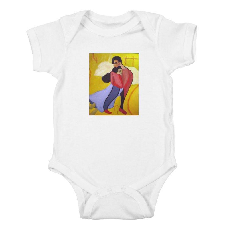 The Flight Kids Baby Bodysuit by RNF's Artist Shop