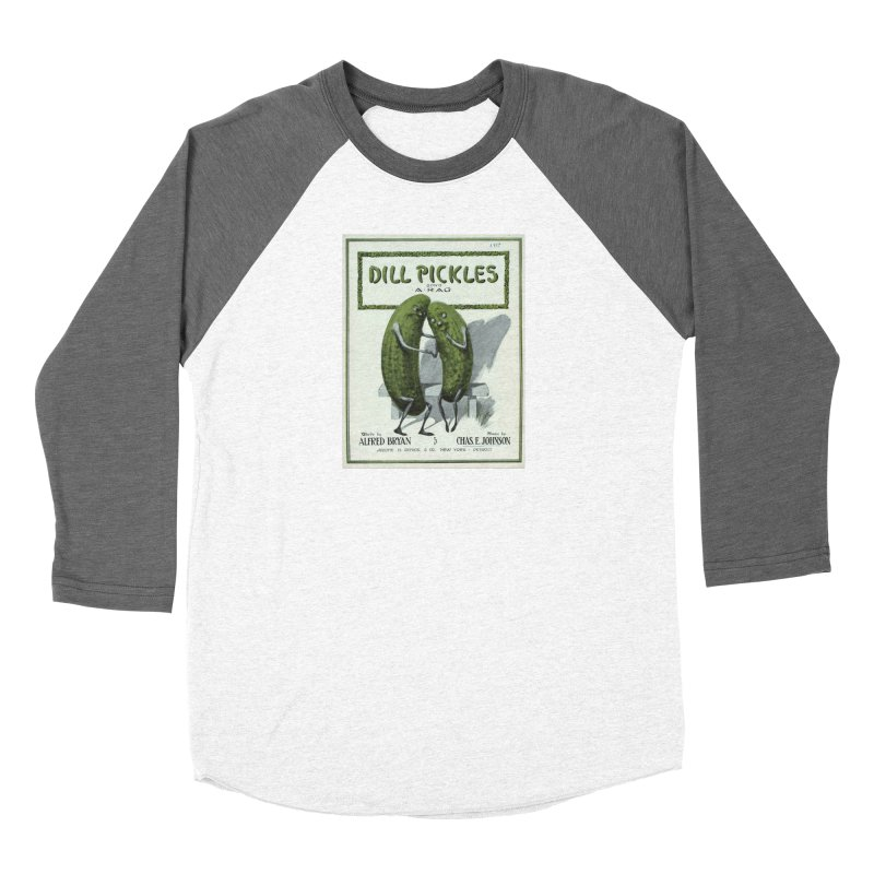 Dill Pickles Women's Longsleeve T-Shirt by RNF's Artist Shop