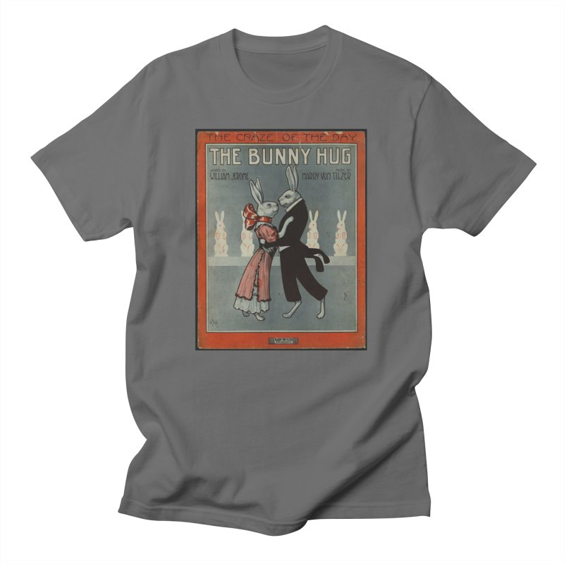 Bunny Hug Men's T-Shirt by RNF's Artist Shop