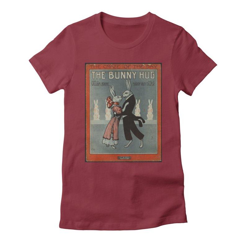 Bunny Hug Women's T-Shirt by RNF's Artist Shop