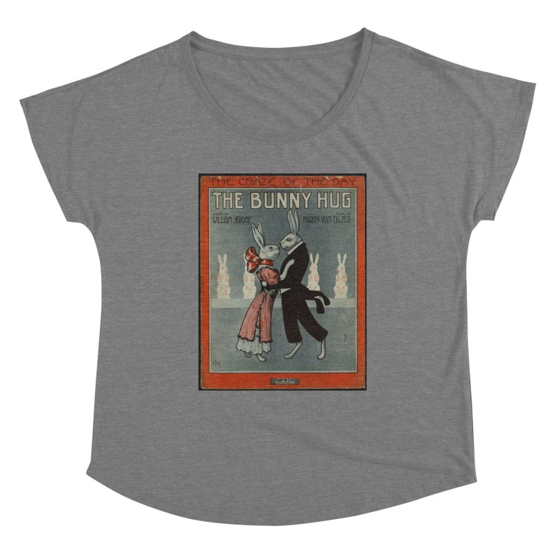 Bunny Hug Women's Scoop Neck by RNF's Artist Shop