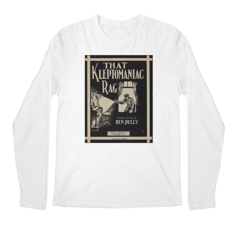 Klepto Men's Regular Longsleeve T-Shirt by RNF's Artist Shop
