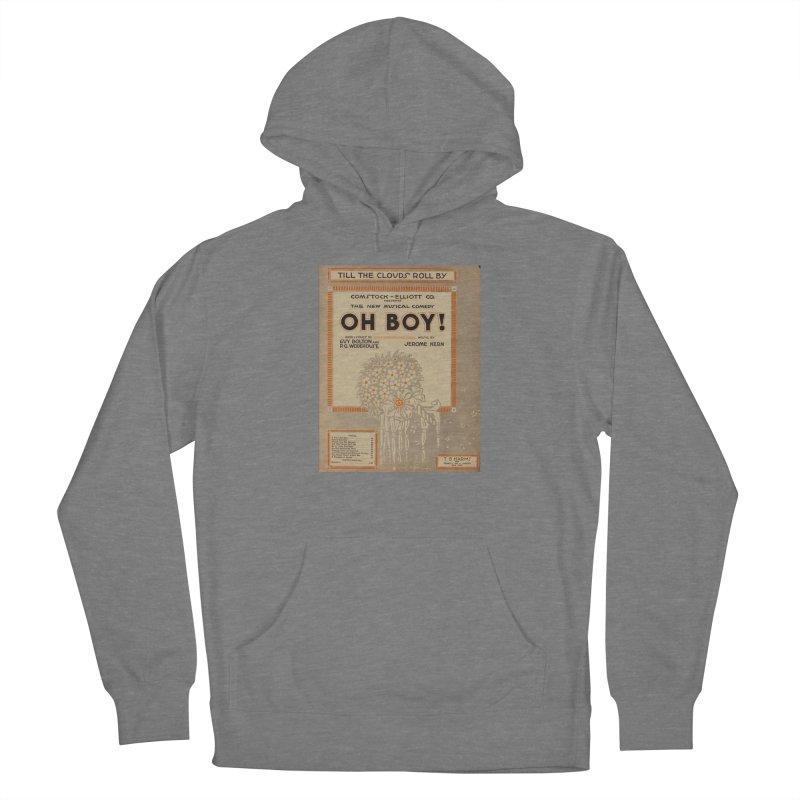 Oh Boy Women's Pullover Hoody by RNF's Artist Shop