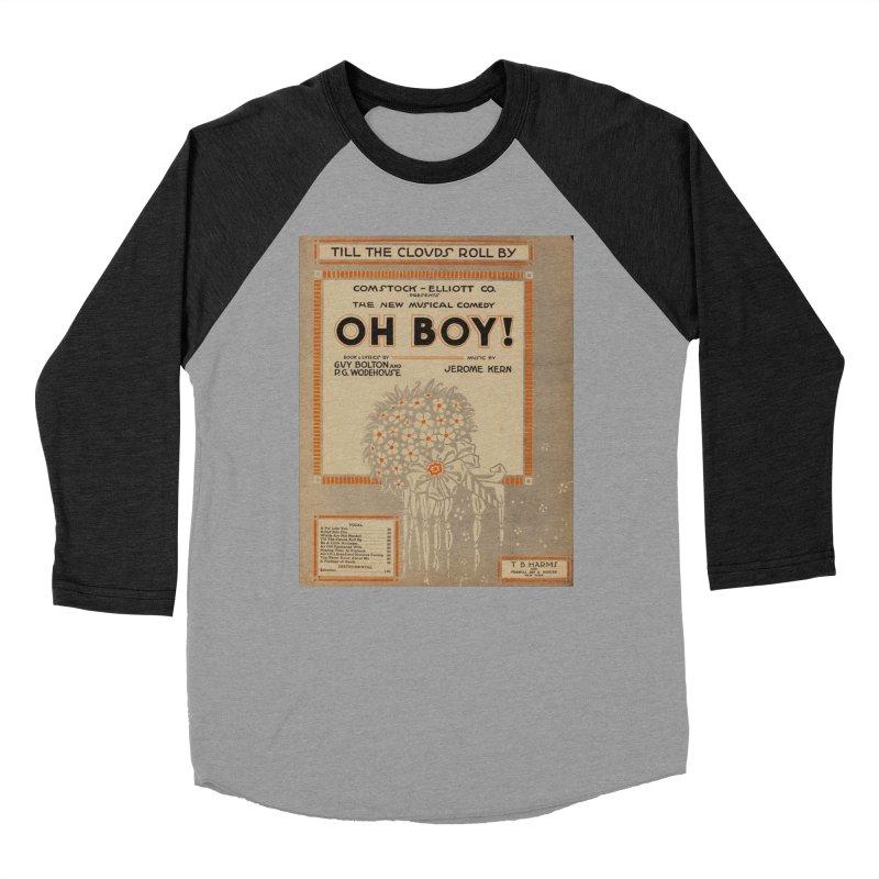 Oh Boy Men's Longsleeve T-Shirt by RNF's Artist Shop
