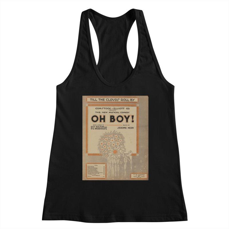 Oh Boy Women's Tank by RNF's Artist Shop