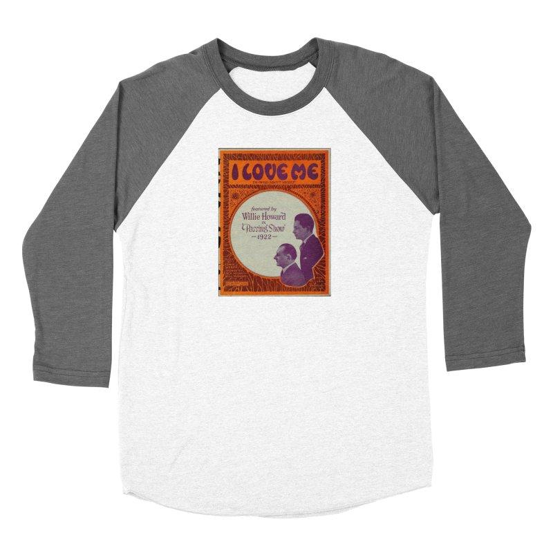 I Love Me Women's Longsleeve T-Shirt by RNF's Artist Shop