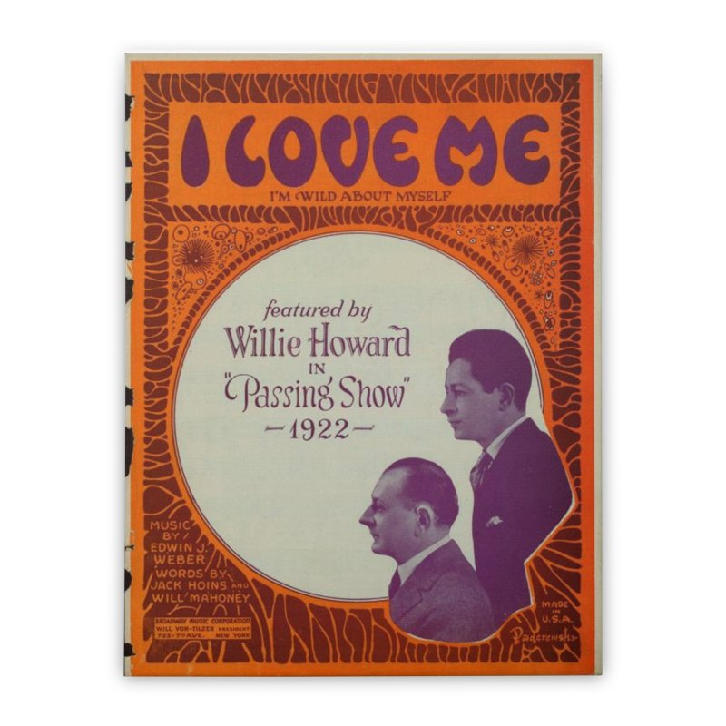 I Love Me Home Stretched Canvas by RNF's Artist Shop
