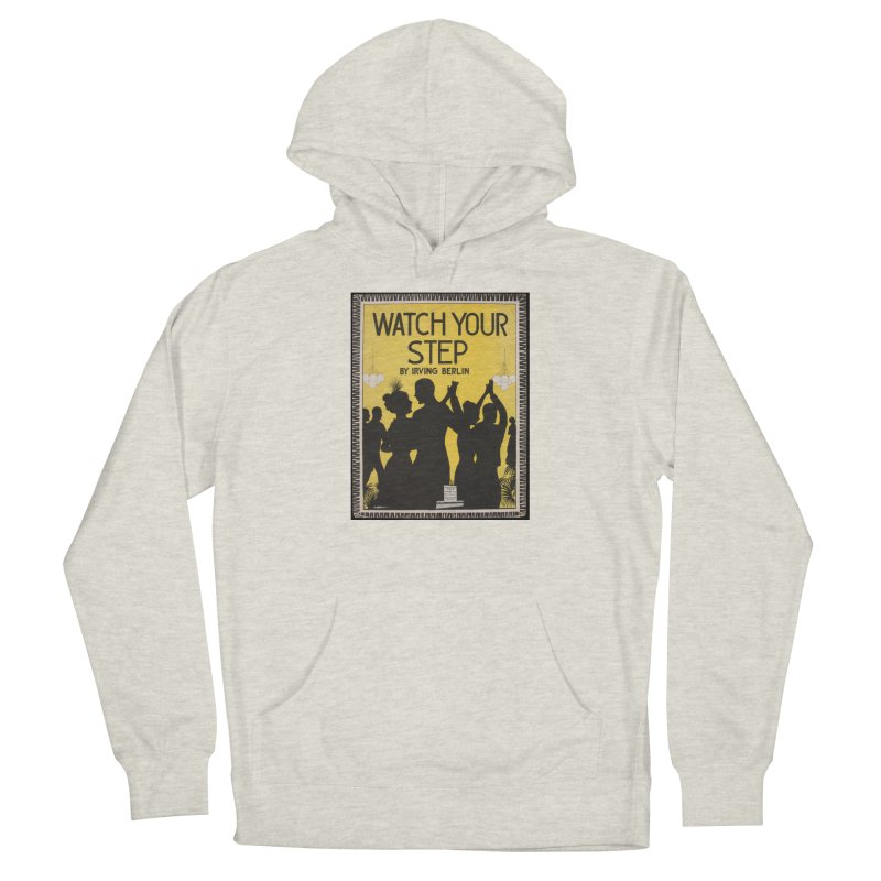 Watch Your Step Men's Pullover Hoody by RNF's Artist Shop