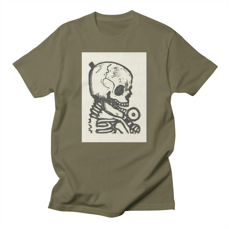 Skeleton Men's T-Shirt by RNF's Artist Shop