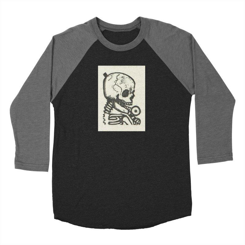 Skeleton Women's Longsleeve T-Shirt by RNF's Artist Shop
