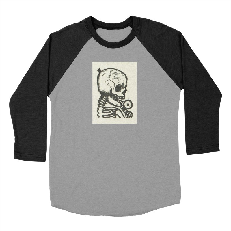 Skeleton Men's Longsleeve T-Shirt by RNF's Artist Shop
