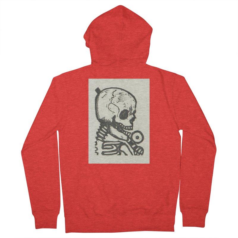Skeleton Women's Zip-Up Hoody by RNF's Artist Shop