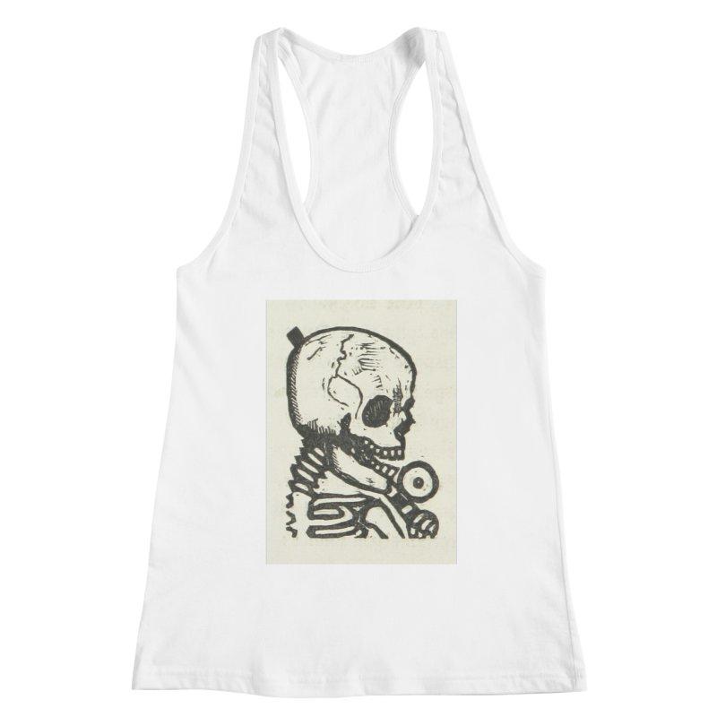 Skeleton Women's Tank by RNF's Artist Shop