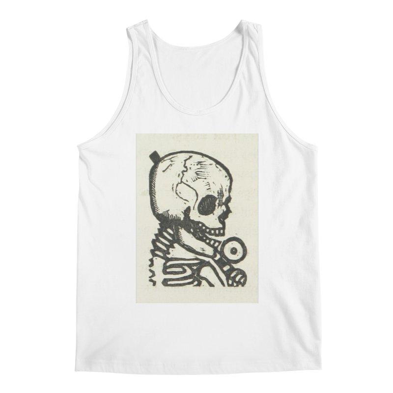 Skeleton Men's Tank by RNF's Artist Shop