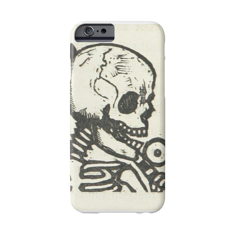 Skeleton Accessories Phone Case by RNF's Artist Shop