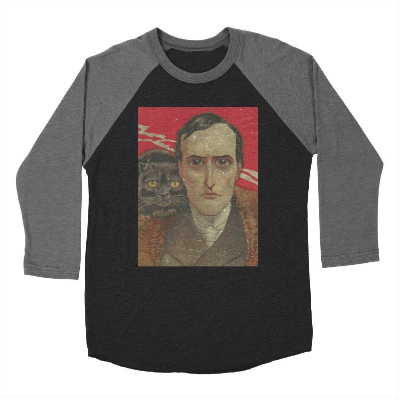 Face Men's Baseball Triblend Longsleeve T-Shirt by RNF's Artist Shop
