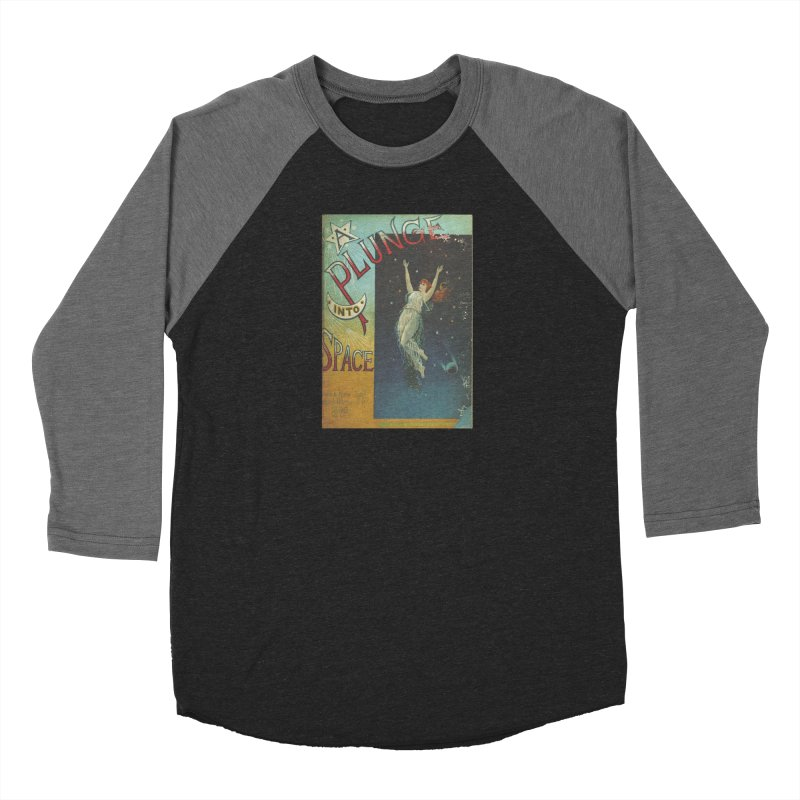 Space Plunge Women's Baseball Triblend Longsleeve T-Shirt by RNF's Artist Shop