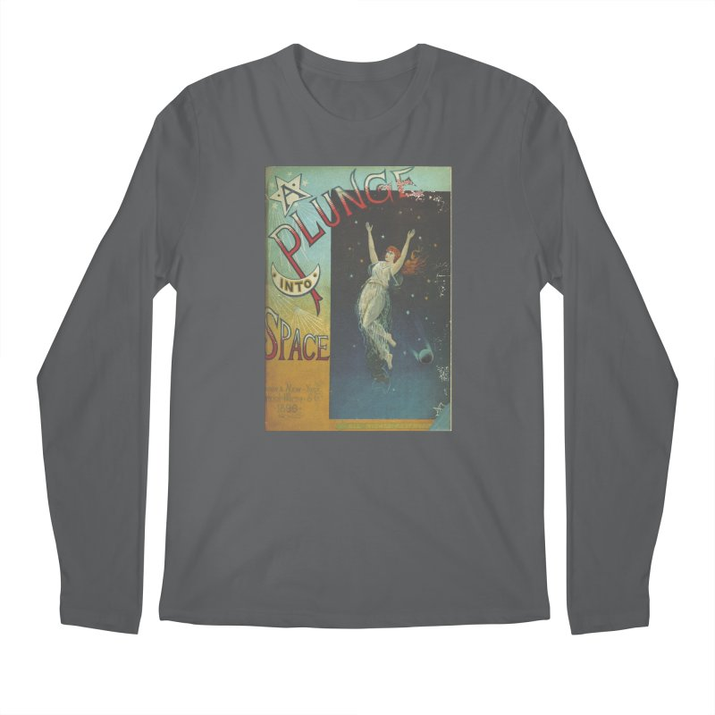 Space Plunge Men's Longsleeve T-Shirt by RNF's Artist Shop